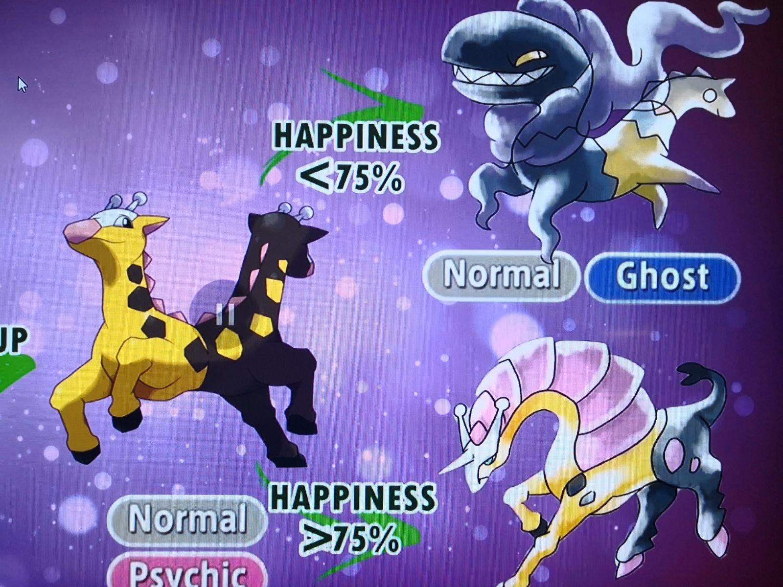 Latest New On Pokemon Gen 8 Sword And Shield Evolutions Rumours Etc