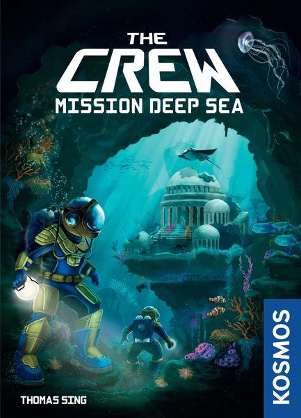 The Crew -Mission Deep Sea